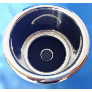 LARGE STAINLESS STEEL DRINK HOLDER