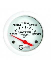 """2 5/8"""" Electric Water Temp 100-250F Whit"""